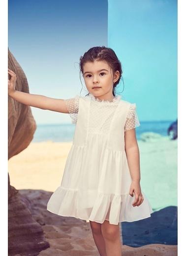 Lia Lea Elbise Beyaz